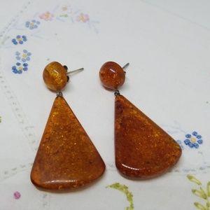 Firm***Vintage Dangle Earrings